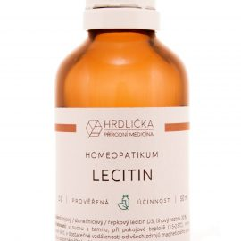 Homeopatikum LECITIN