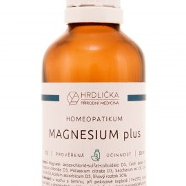 Homeopatikum MAGNESIUM PLUS
