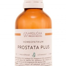 Homeopatikum PROSTATA PLUS